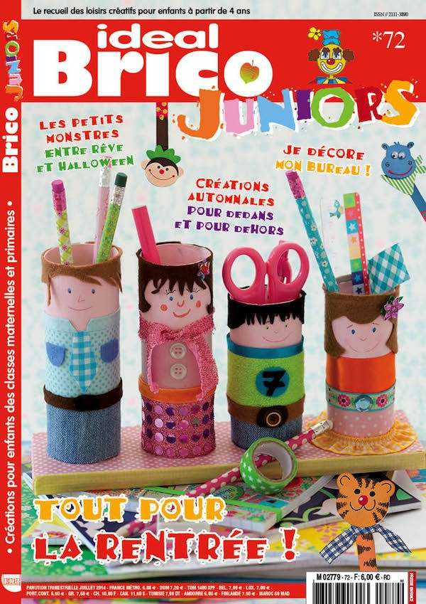 Ideal Brico Juniors n°72
