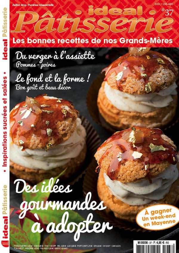 Ideal Pâtisserie n°37