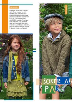 Ideal Tricot Juniors n°4