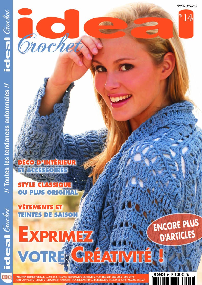 Ideal Crochet n°14