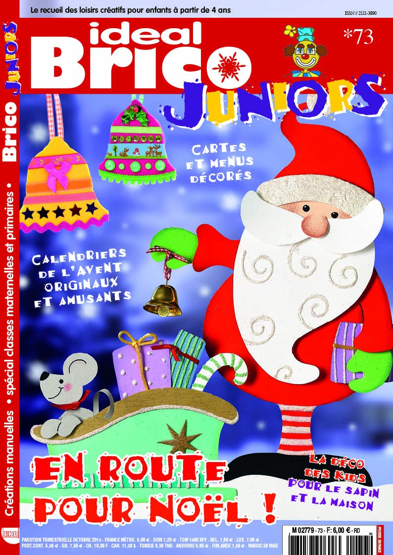 Ideal Brico Juniors n°73