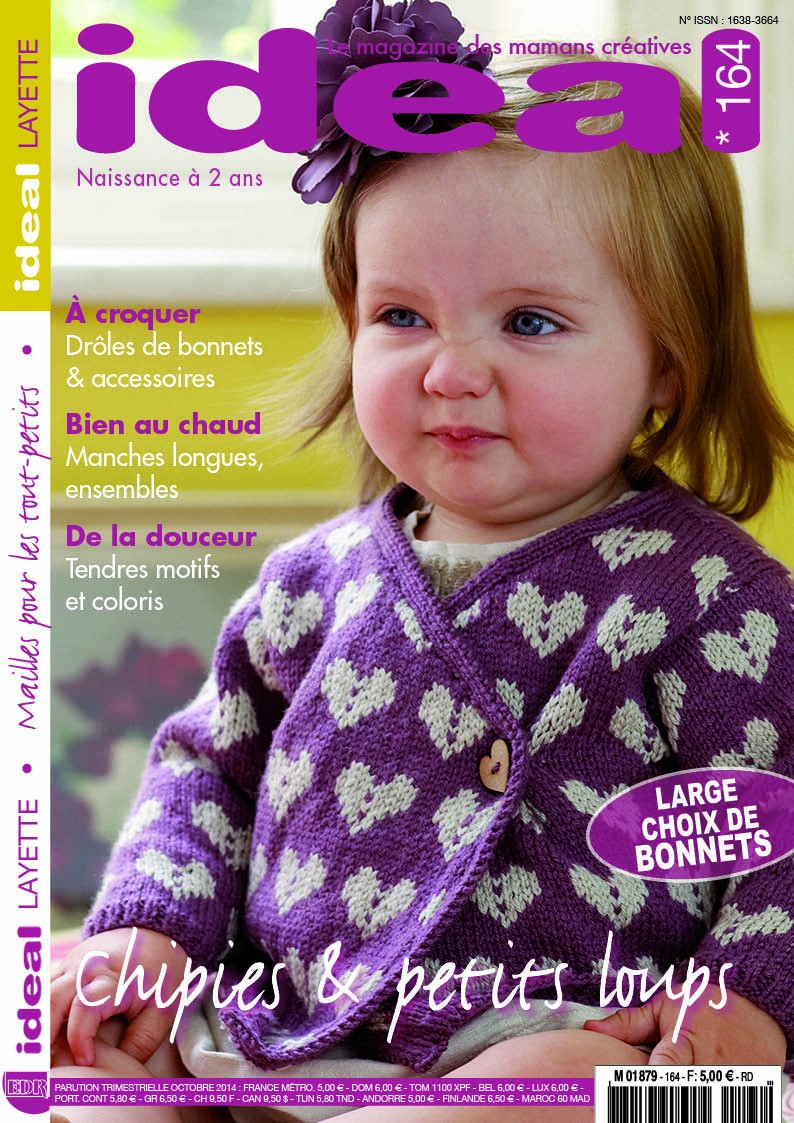 Ideal Layette n°164