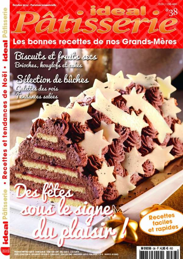 Ideal Pâtisserie n°38
