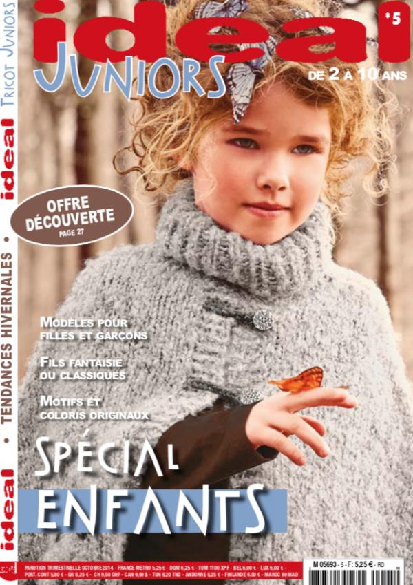 couverture ideal tricot juniors 5