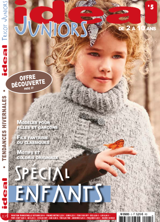 couverture ideal tricot juniors 5