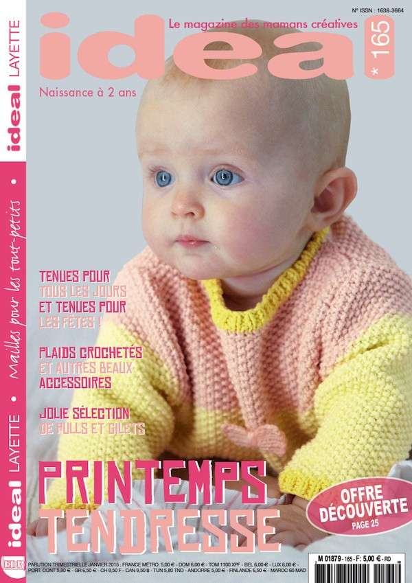 Ideal Layette n°165