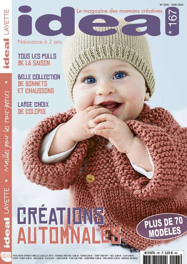 Ideal Layette n°167