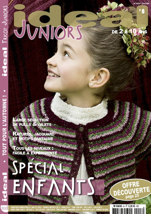 Ideal Tricot Juniors n°8