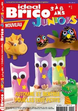 """Ideal Brico Juniors 3 à 6 ans n°1"""""""