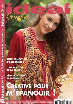 Ideal Crochet n°18 (nouvelle formule)