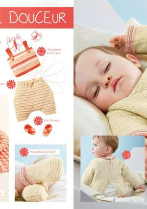 Ideal Layette n°169