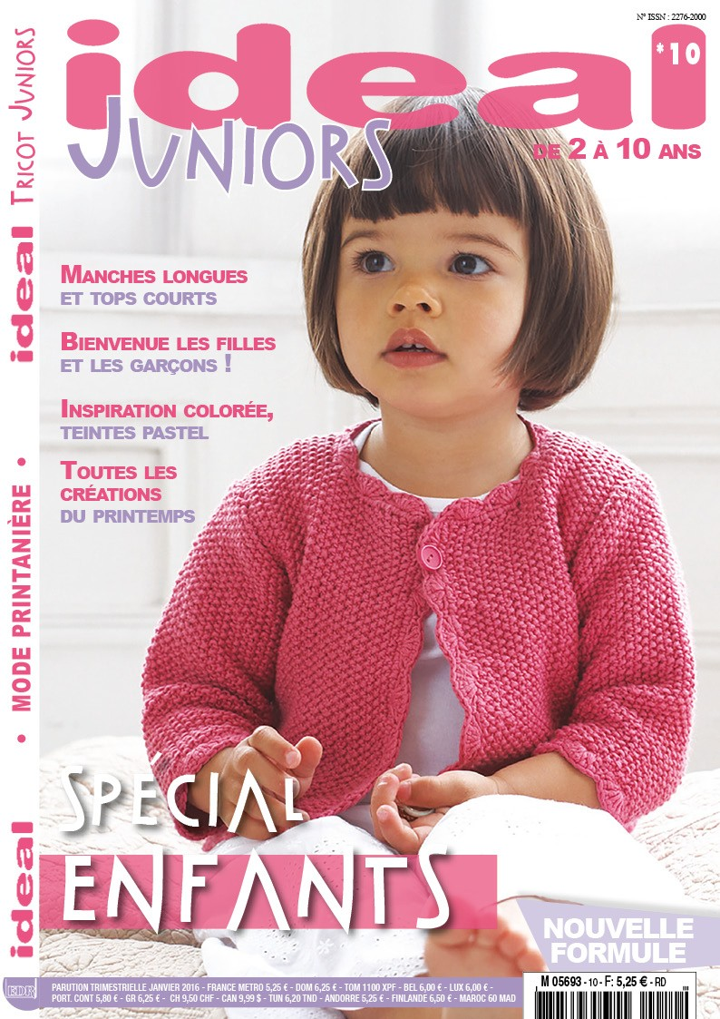 Ideal Tricot Juniors n°10