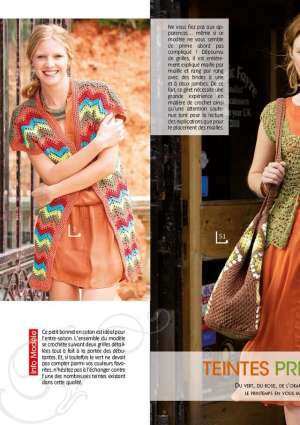 Ideal Crochet n°20 (nouvelle formule)