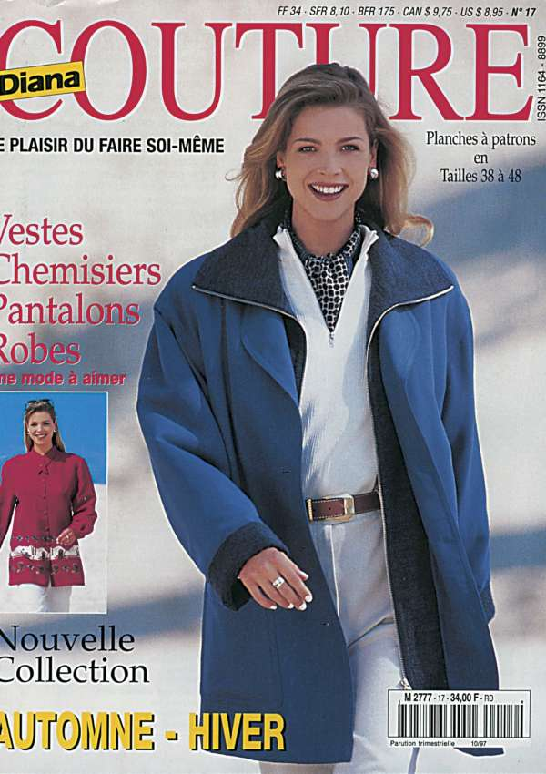 Diana Couture N°17 Automne-Hiver