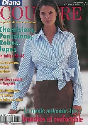 Diana Couture N°21 La mode automne-hiver
