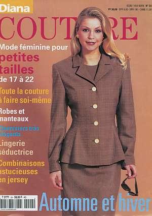 Diana Couture N°24 Automne et hiver