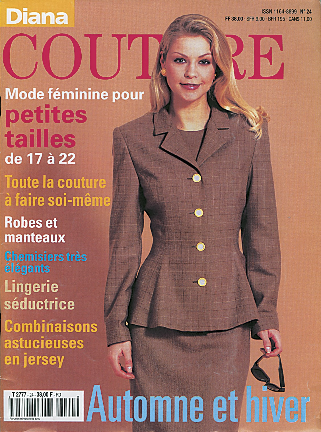 Diana Couture N°24 Automne et hiver