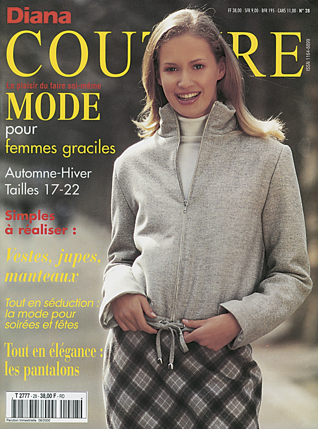 Diana Couture N°28 Automne-Hiver