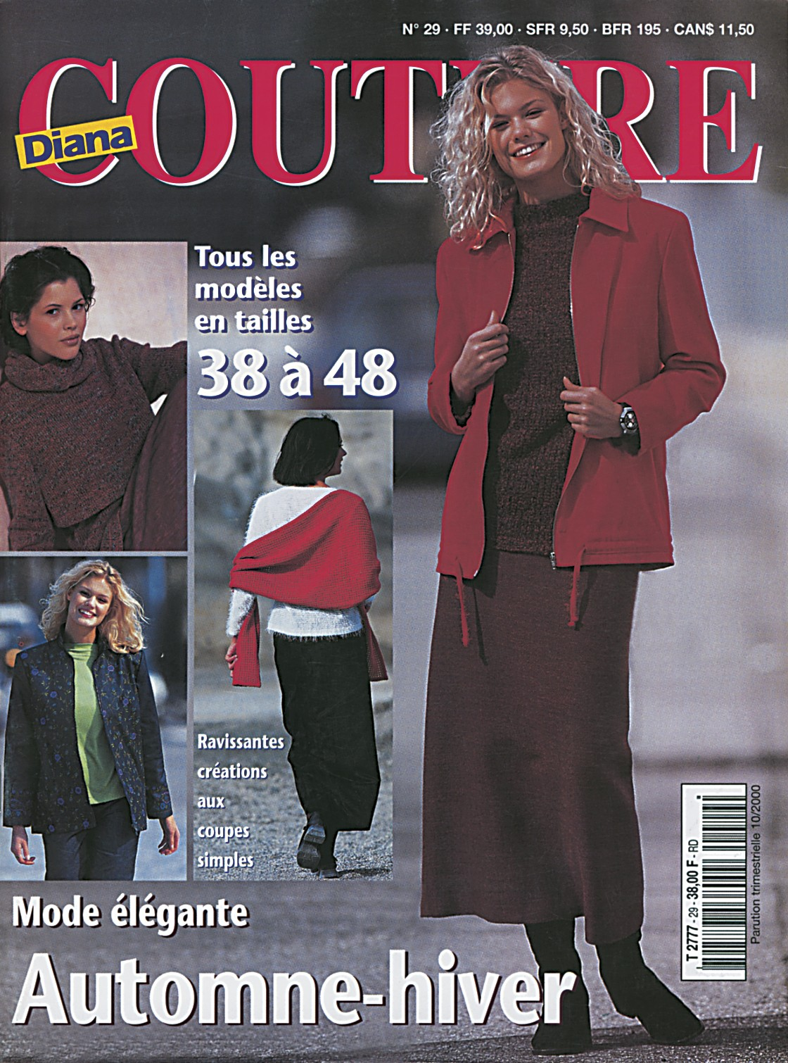Diana Couture N°29 Automne-hiver