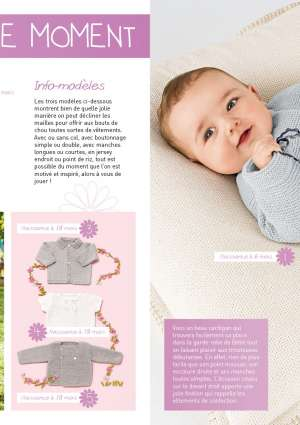 Ideal Layette n°170