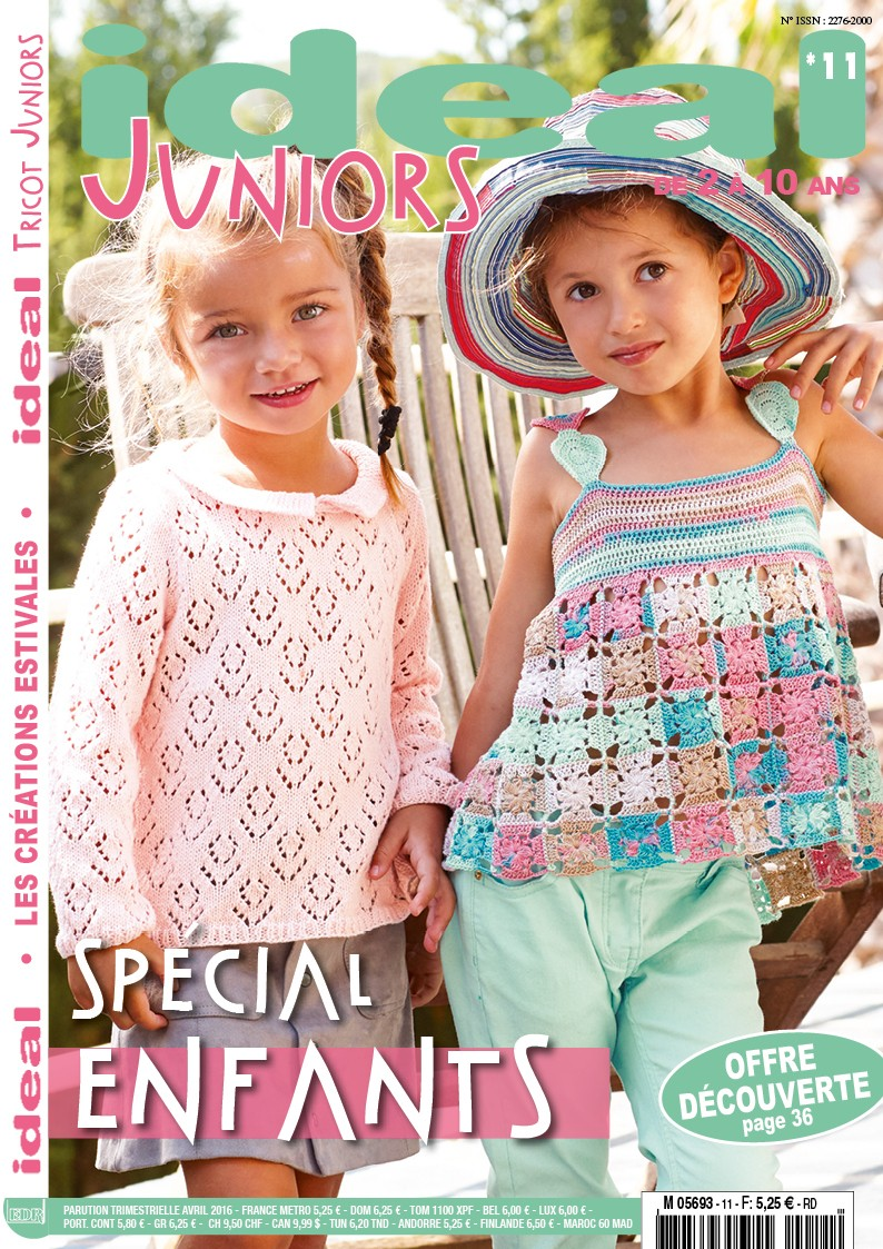 Ideal Tricot Juniors n°11