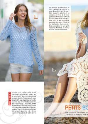 Ideal Crochet n°21 (nouvelle formule)