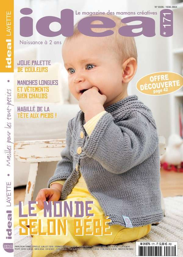 Ideal Layette n°171