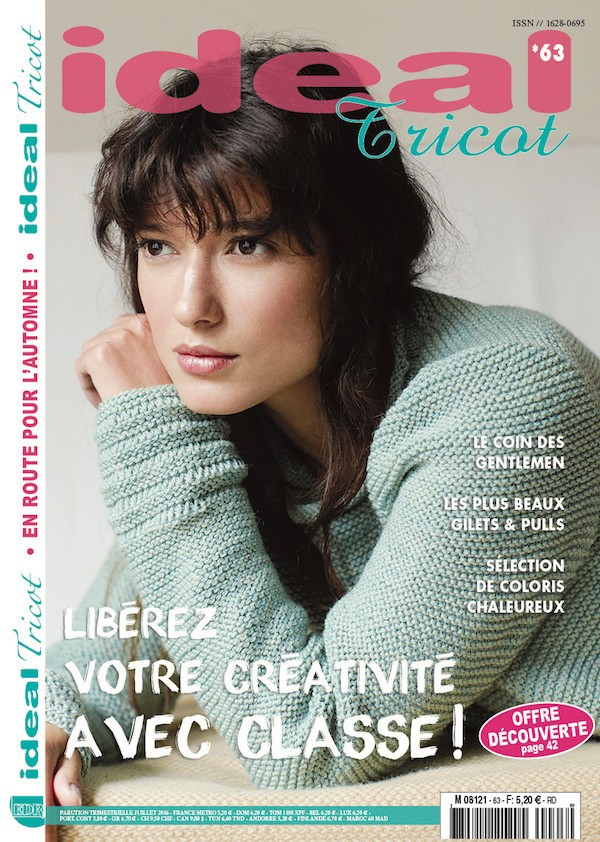 Ideal Tricot n°63