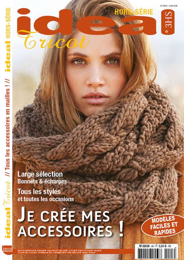 Ideal tricot Hors Serie n°3