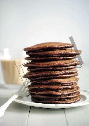 Ideal Pâtisserie Pancakes au chicoree