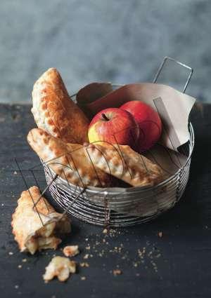 Chausson aux pommes Ideal Pâtisserie recettes