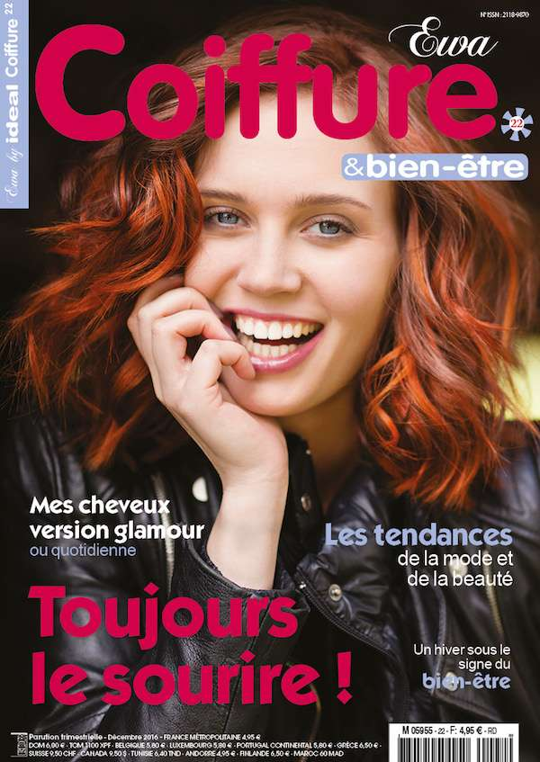 Ewa par Ideal Coiffure no 22 - couverture