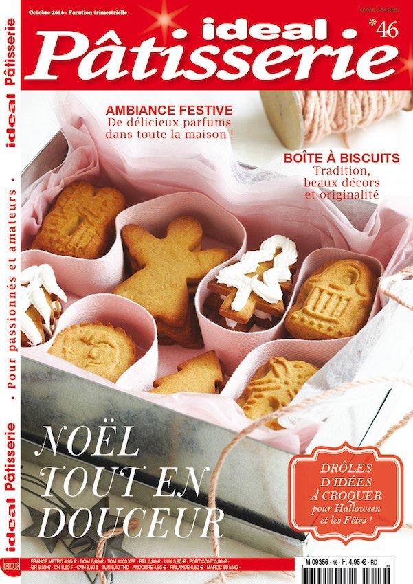 Editions de la Rose Ideal Pâtisserie 46