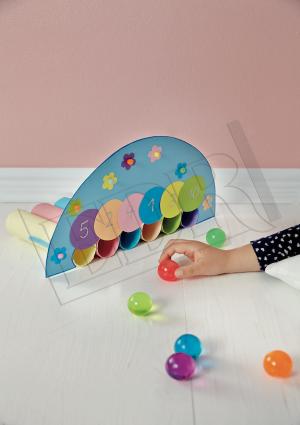 bricolage jeu d'adresse - ideal brico juniors 3-6 ans