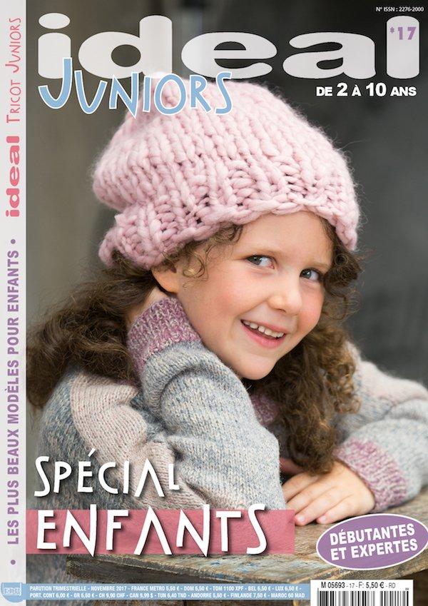 magazine modèles de tricots pour enfants
