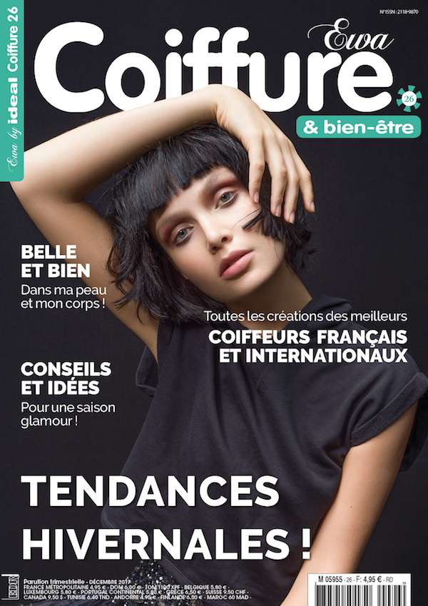 tendances coiffure magazine - EDR