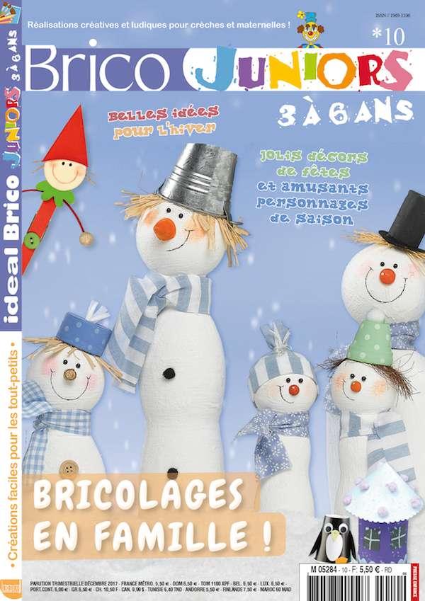 Couverture-magazine-bricolage-junior-enfant-noel-fetes