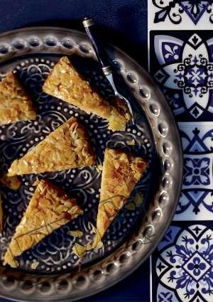 pâtisserie orientale recette miel