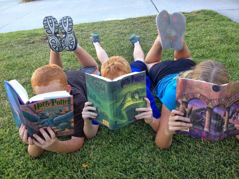 donner le gout de la lecture à votre enfant