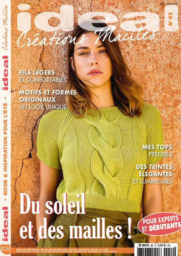 ideal creation mailles couverture