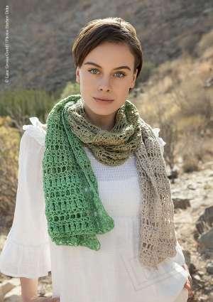ideal crochet écharpes légère