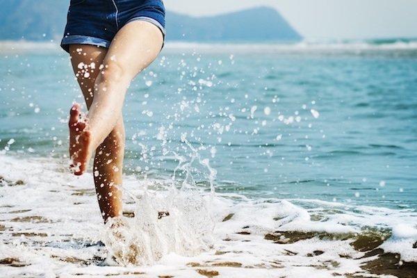 été sans complexe à la plage