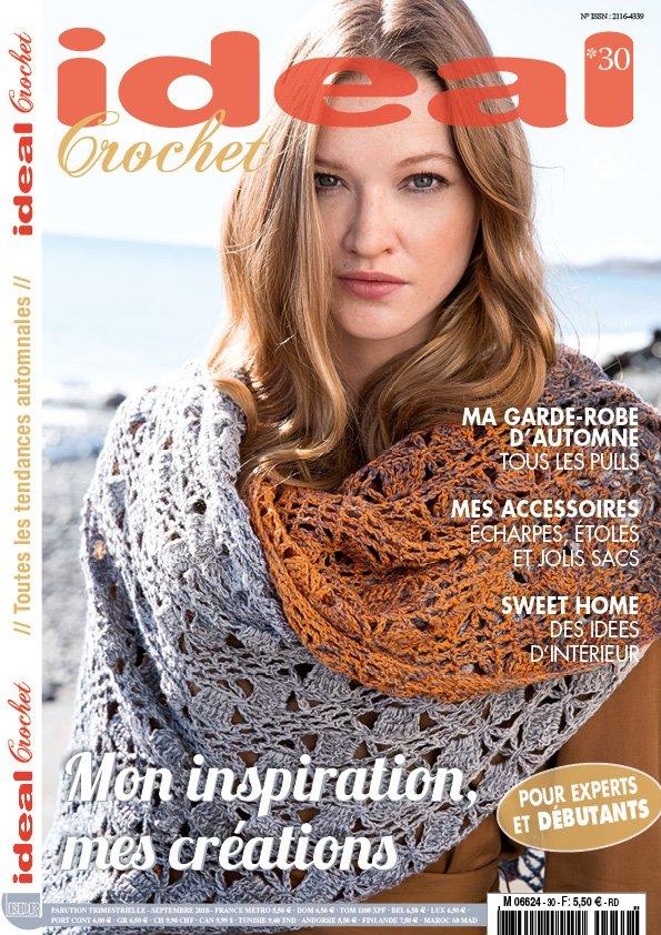 couverture modèles crochet automne 2018