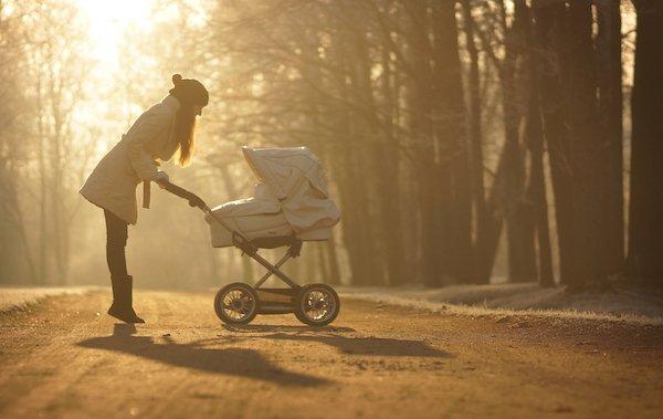 article promener bébé