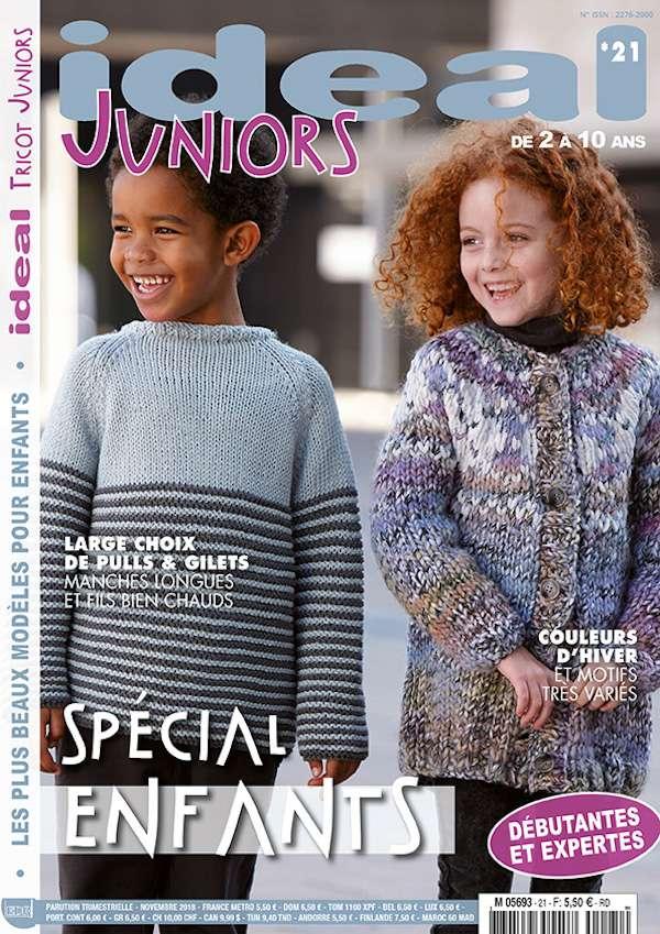 modèles de tricot pour enfants