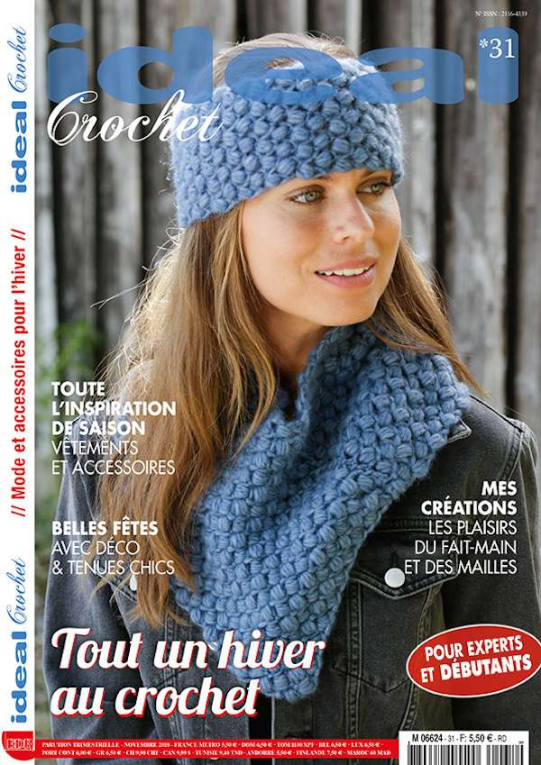 ideal crochet hiver