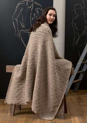 ideal crochet couverture laine