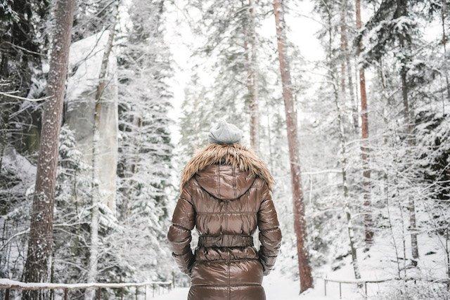article vêtements hiver