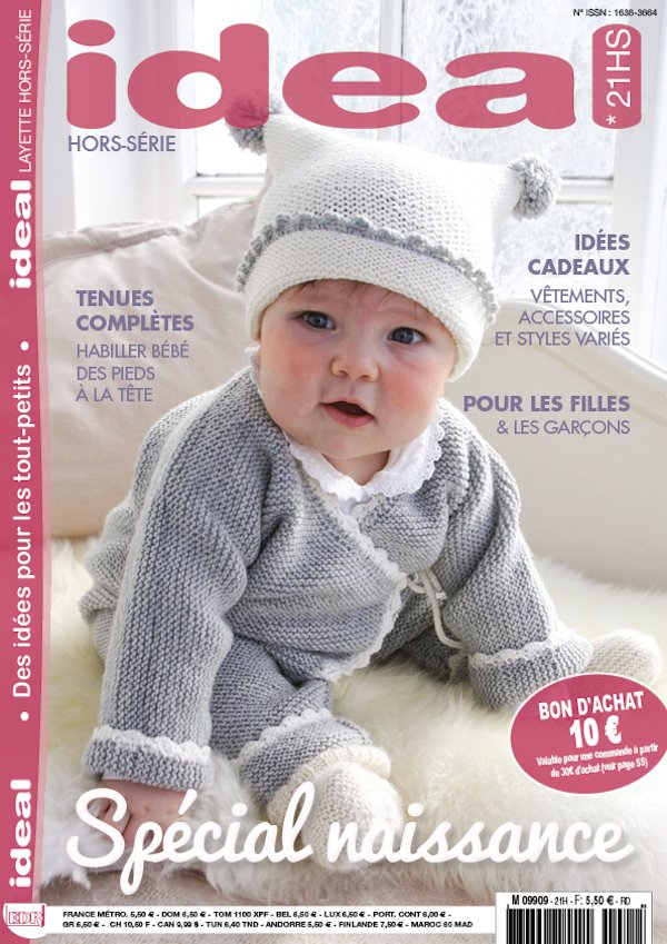 couverture ideal layette 21
