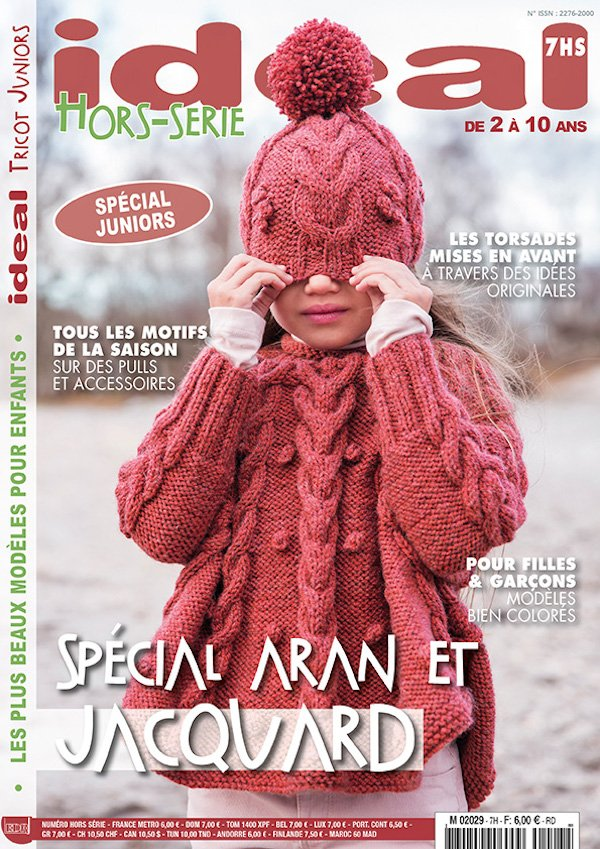 couverture ideal tricot juniors HS 7